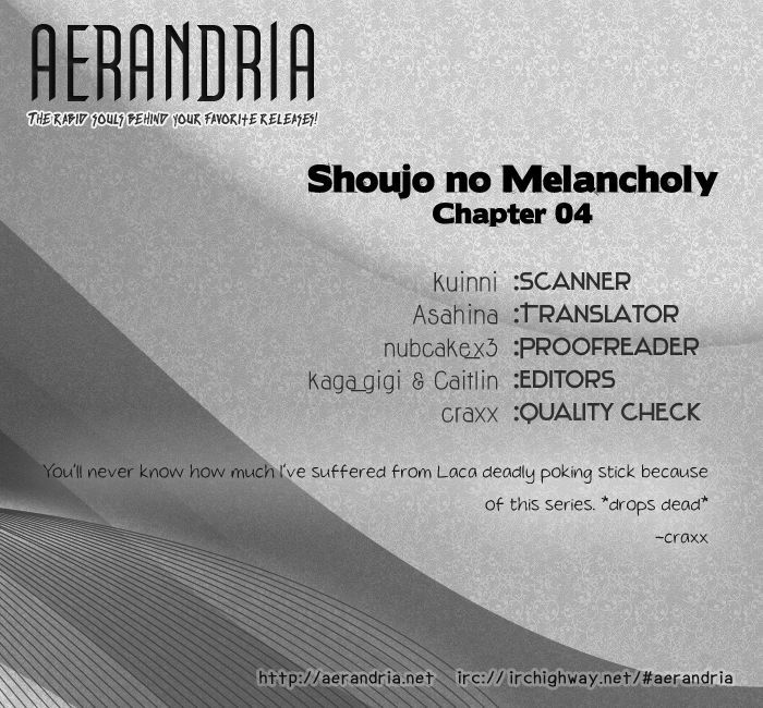 Shoujo no Melancholy 4 Page 2