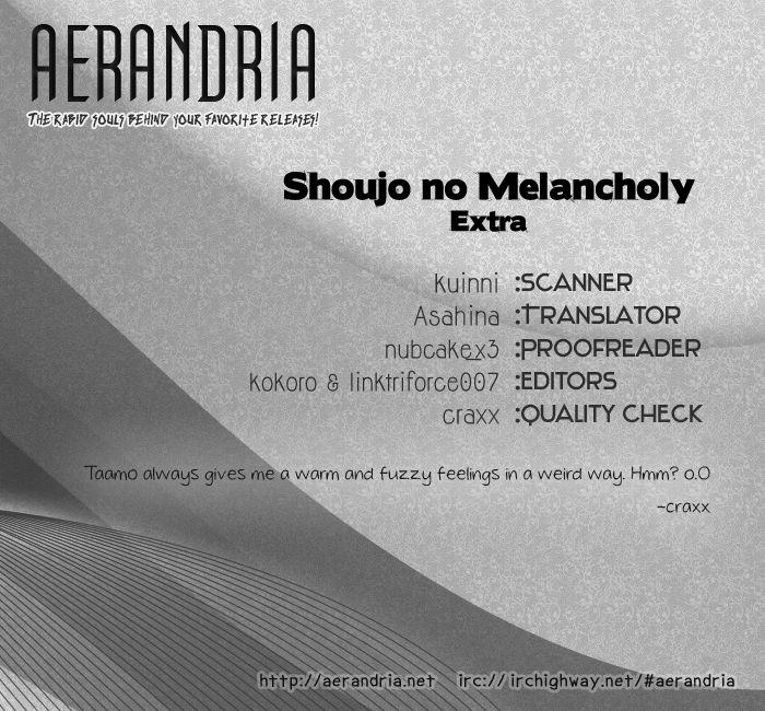 Shoujo no Melancholy 4.5 Page 3