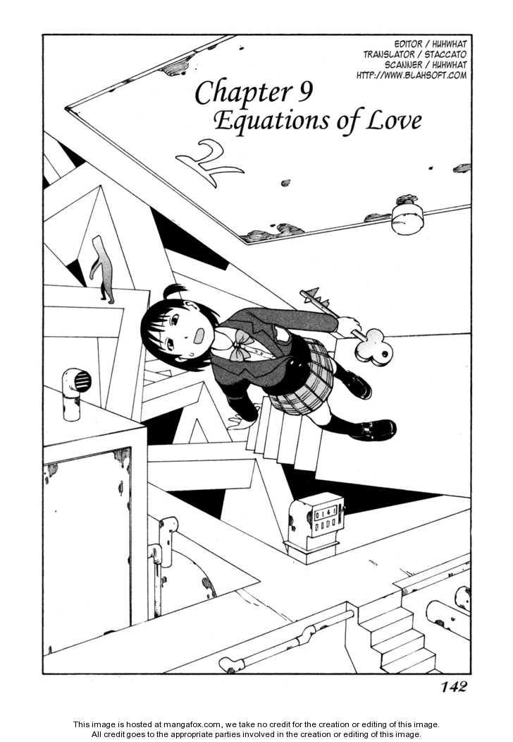 Soredemo Machi wa Mawatteiru 9 Page 1