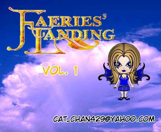 Faerie's Landing 1 Page 1