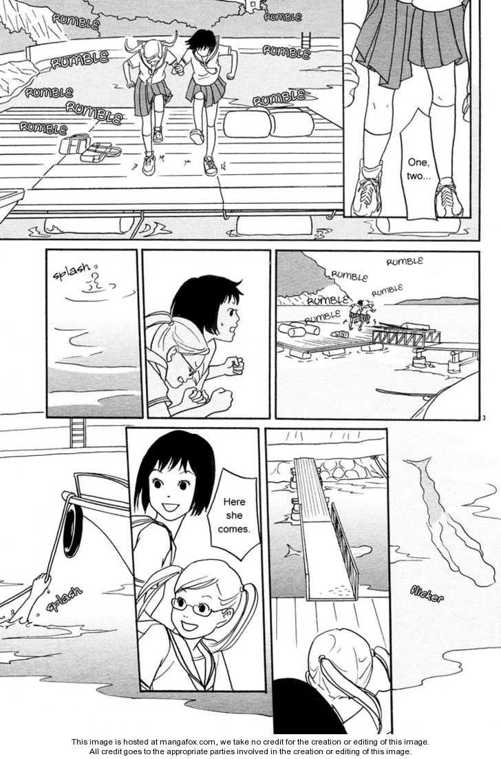 Hikari no Umi 1 Page 4