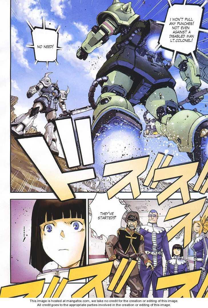 Kidou Senshi Gundam: Giren Ansatsu Keikaku 16 Page 2