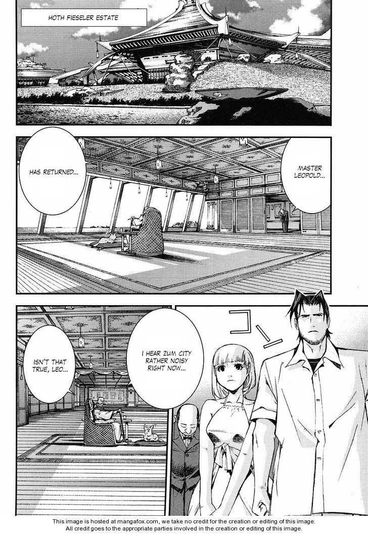 Kidou Senshi Gundam: Giren Ansatsu Keikaku 20 Page 4