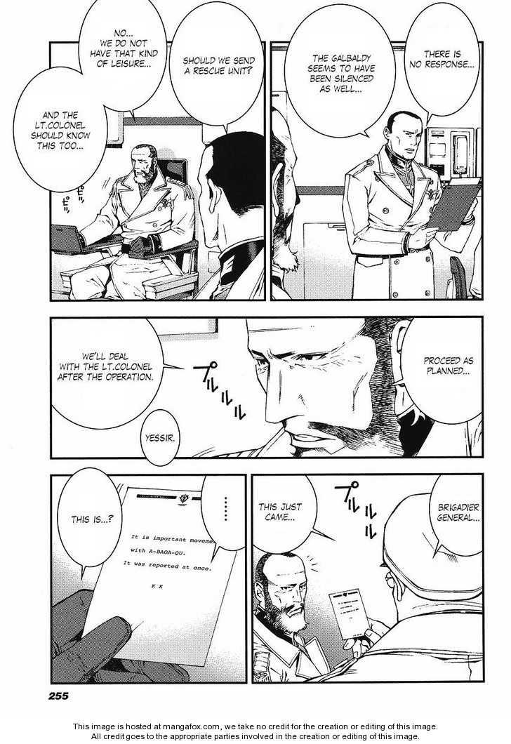 Kidou Senshi Gundam: Giren Ansatsu Keikaku 29 Page 3