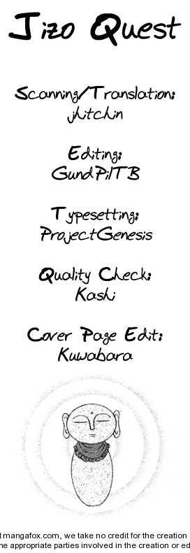 Ojiizoo Quest 1 Page 1