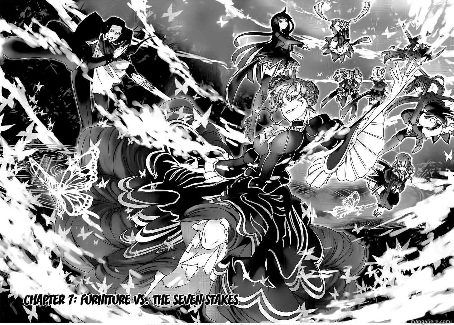 Umineko no Naku Koro ni Episode 3: Banquet of the Golden Witch 7 Page 2