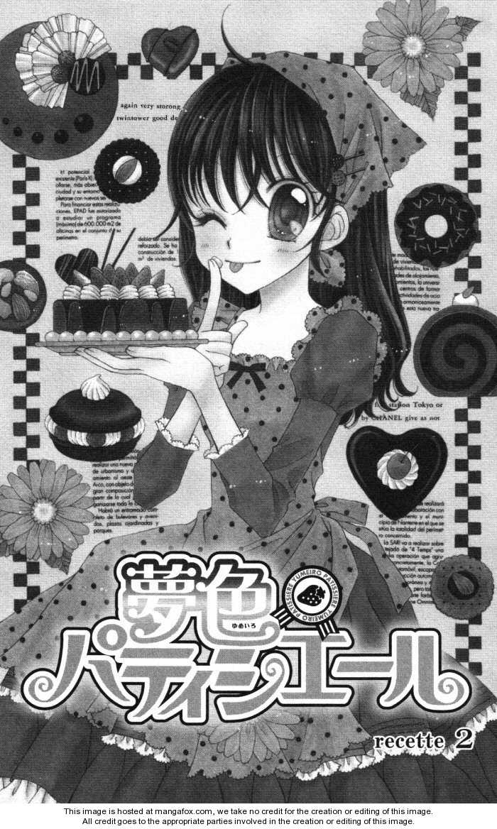 Yumeiro Patissiere 2 Page 2