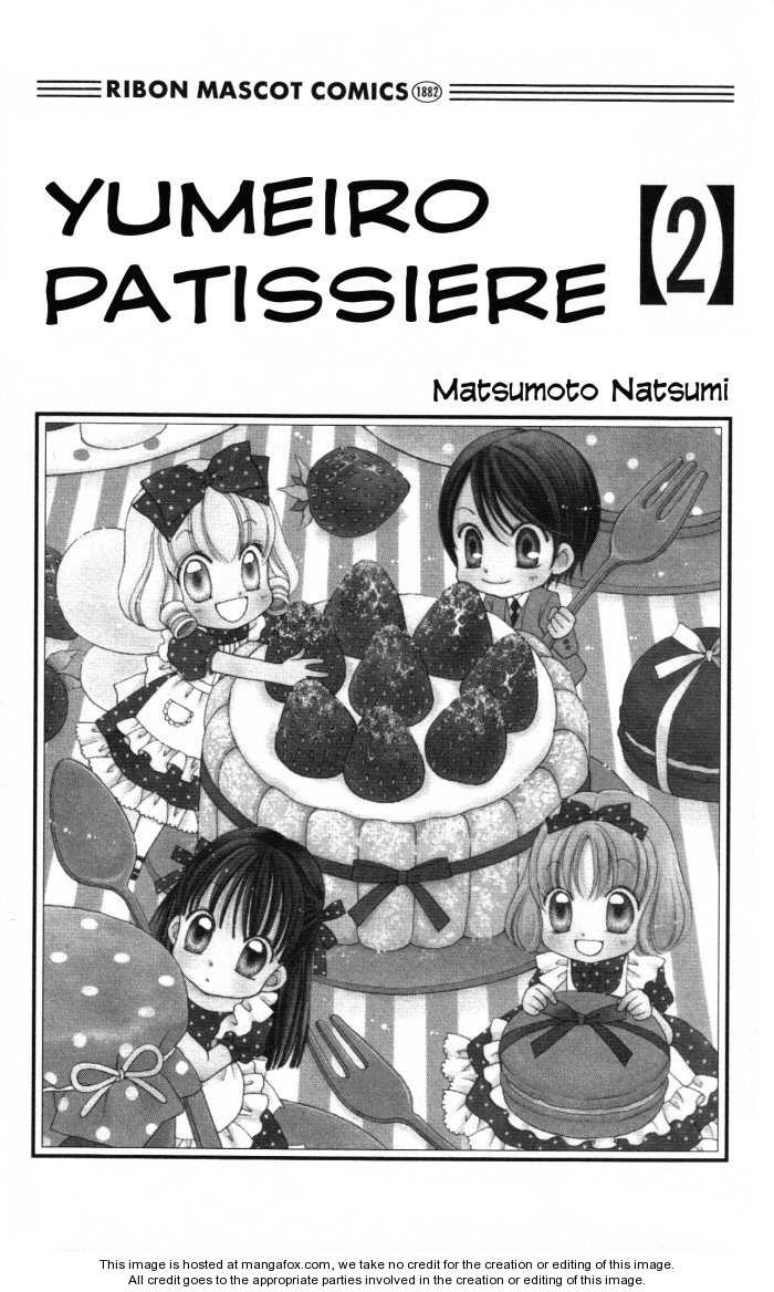 Yumeiro Patissiere 4 Page 2