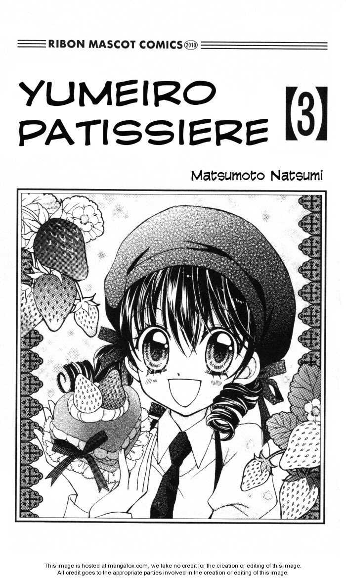 Yumeiro Patissiere 8 Page 2