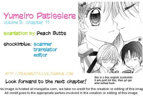 Yumeiro Patissiere 11 Page 1