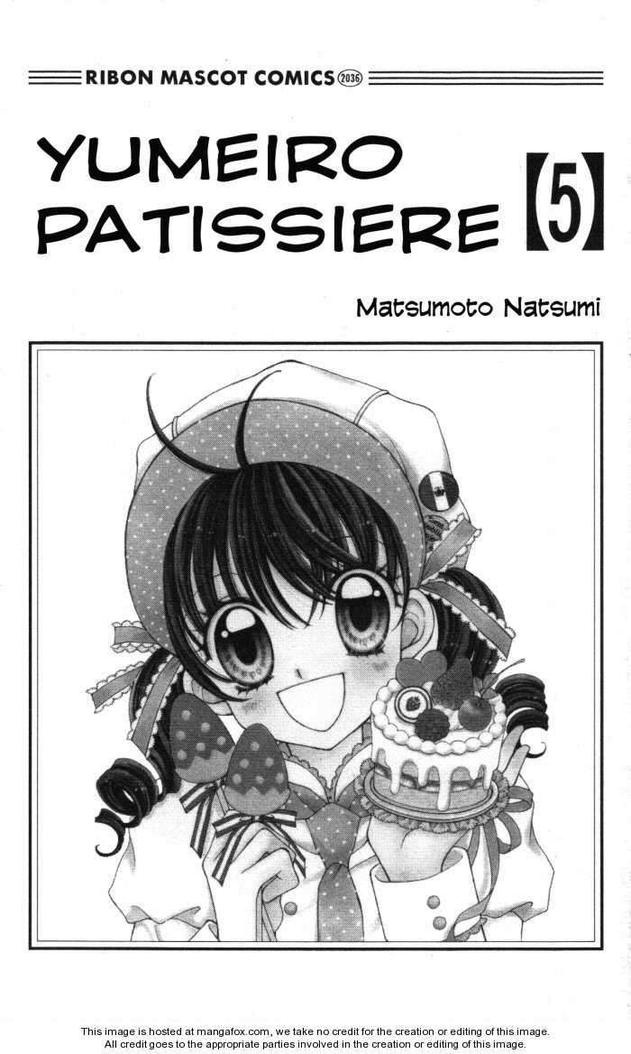 Yumeiro Patissiere 15 Page 2