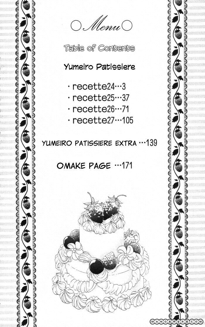 Yumeiro Patissiere 24 Page 3