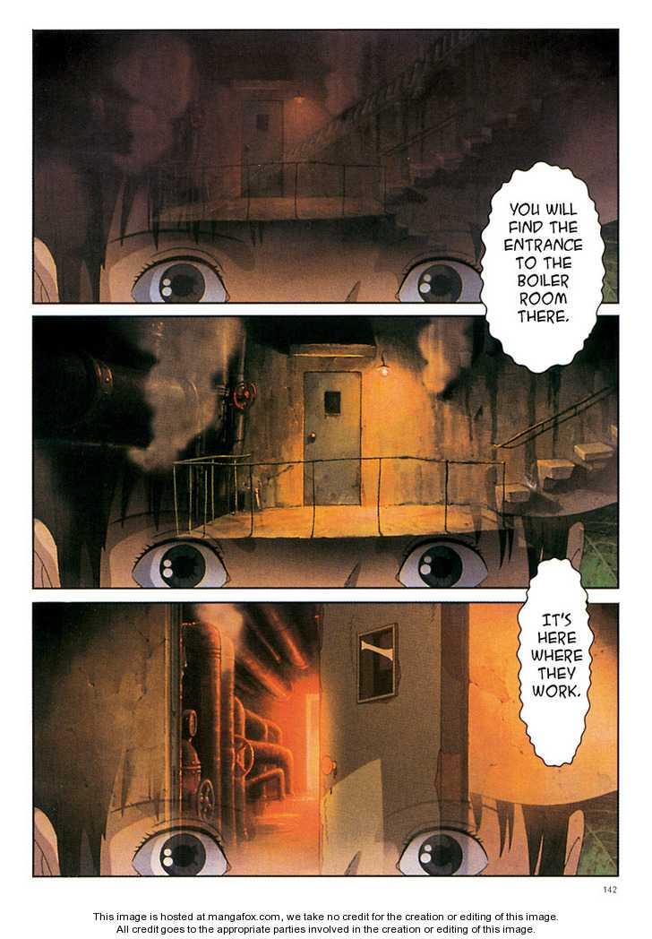 Sen to Chihiro no Kamikakuchi 8 Page 3