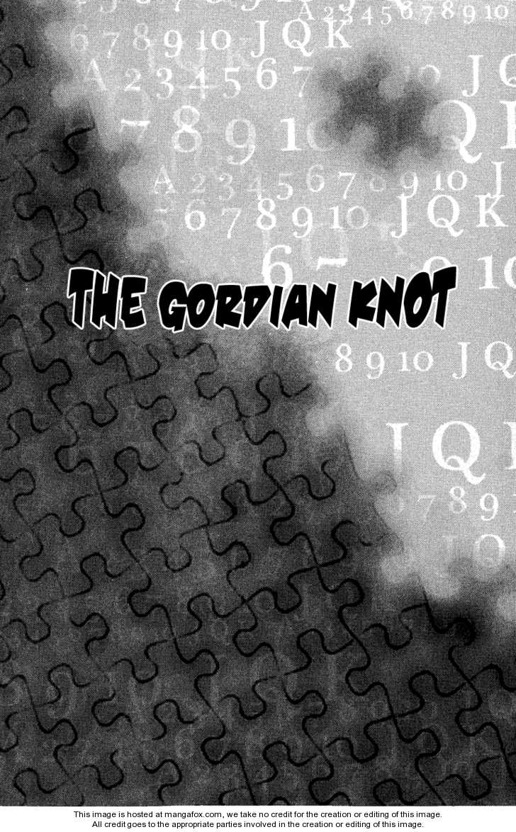 Gordian Knot 2 Page 1