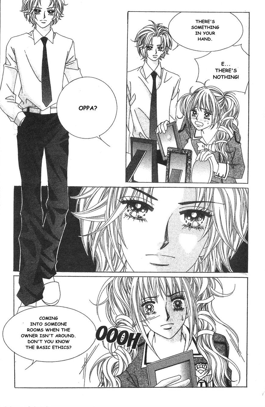 Nobles' Love Company 10 Page 1