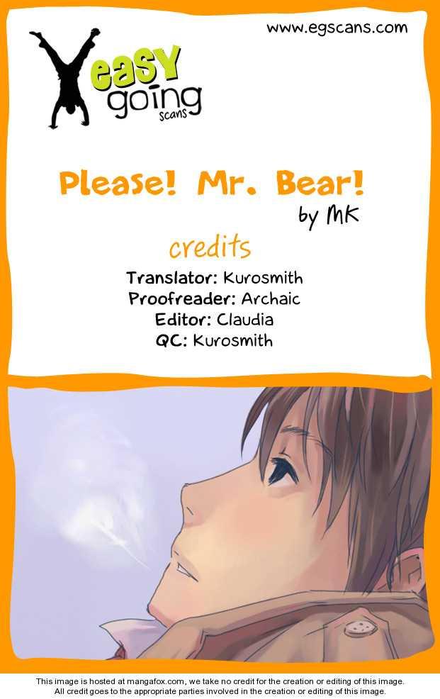 Please! Mr. Bear! 2 Page 1