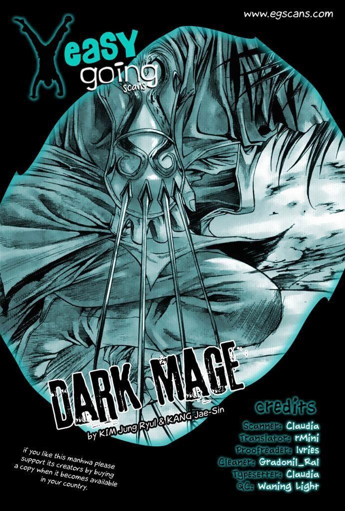 Dark Mage 1 Page 1