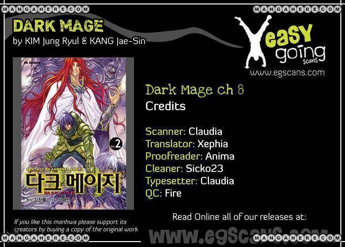 Dark Mage 11 Page 1