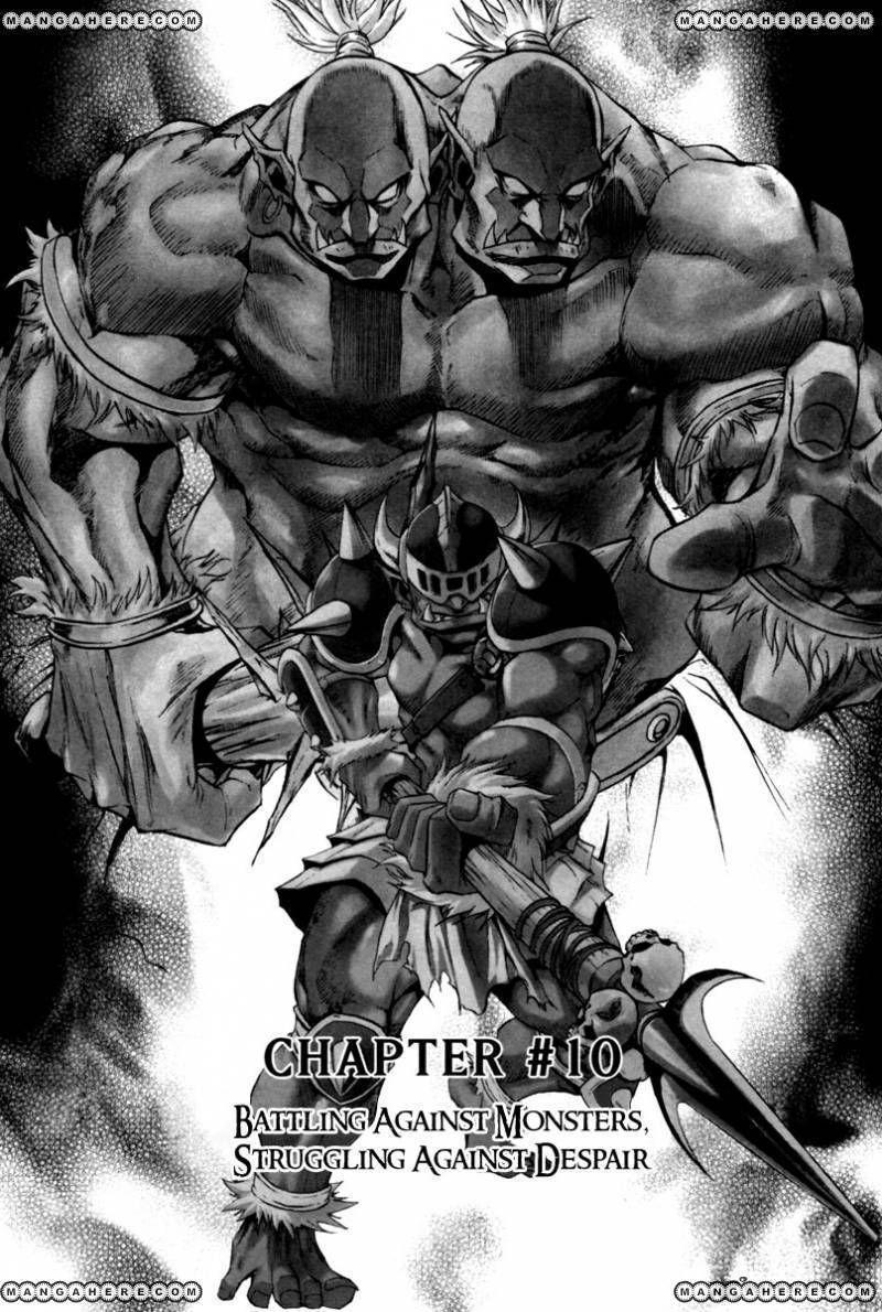 Dark Mage 13 Page 1