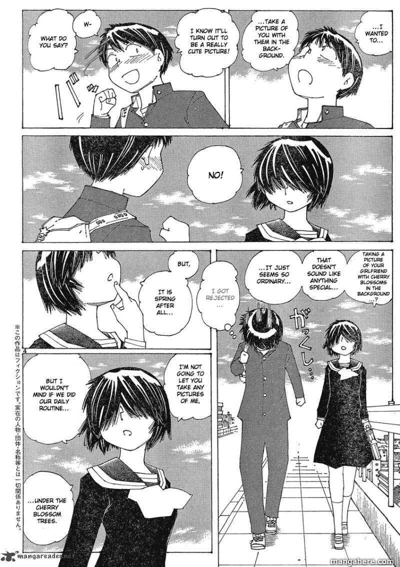 Mysterious Girlfriend X 55 Page 4