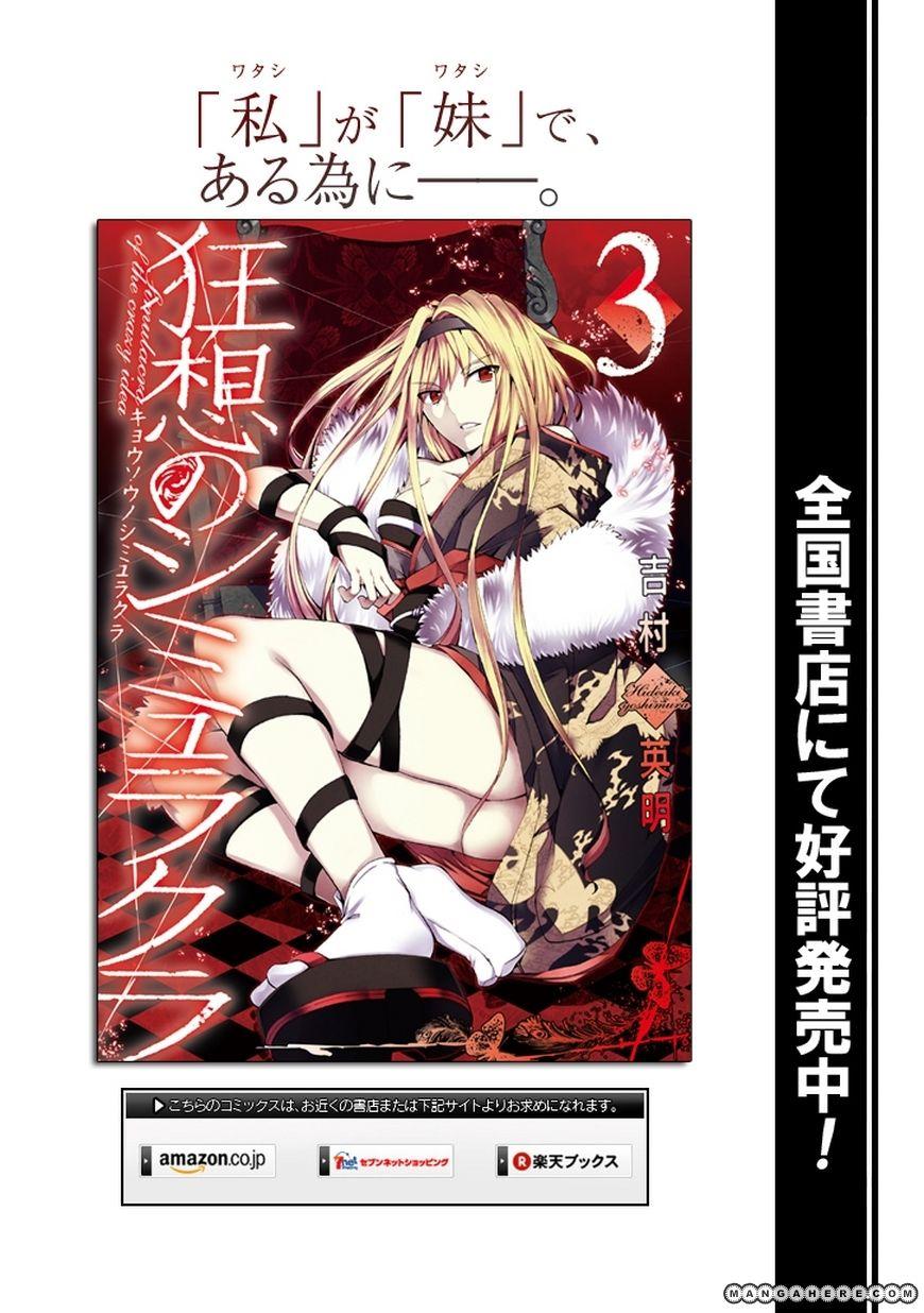 Kyousou no Simulacra 19 Page 1
