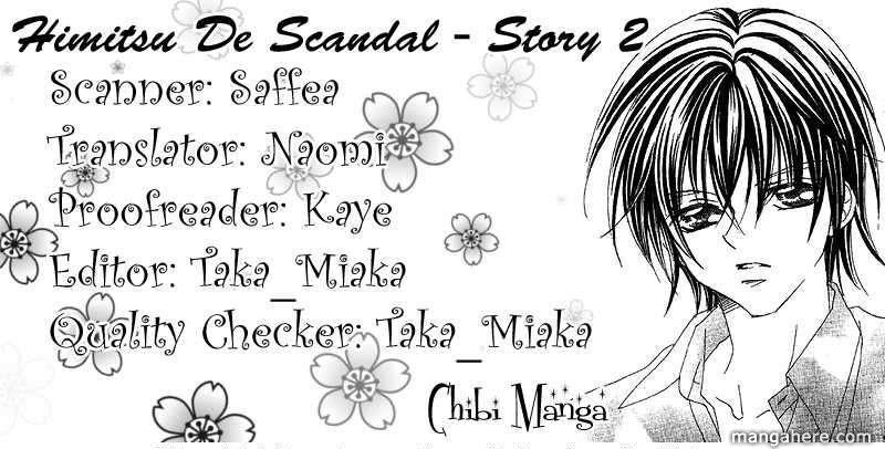Himitsu de Scandal 5 Page 1