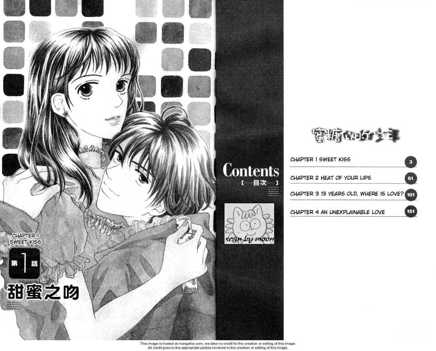Hachimitsu Shounen 1 Page 2