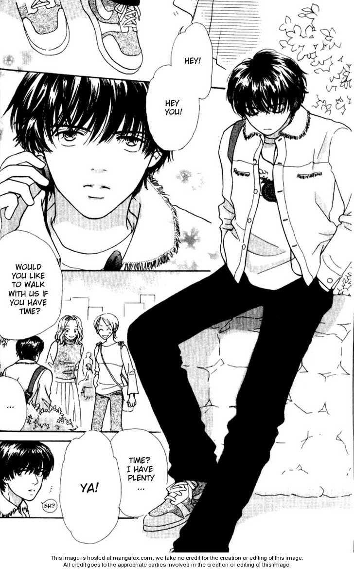 Hachimitsu Shounen 2 Page 2