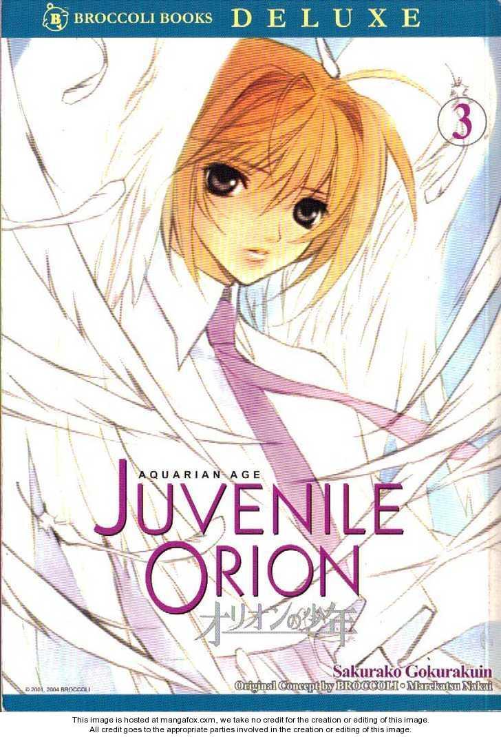 Juvenile Orion 13 Page 1