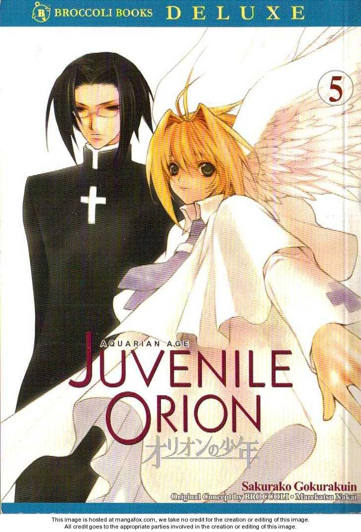 Juvenile Orion 21 Page 1