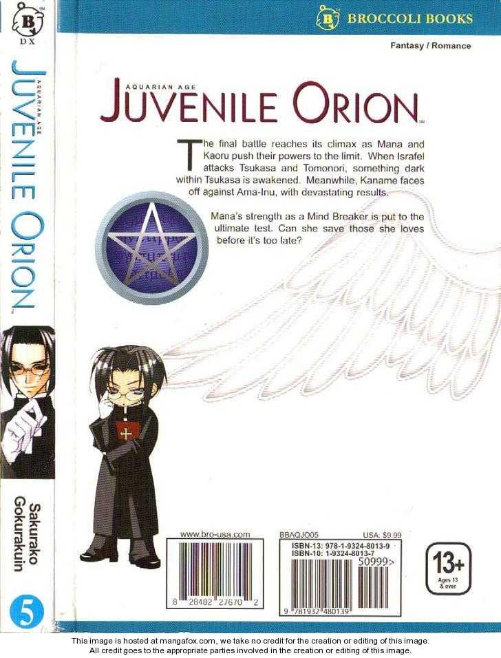 Juvenile Orion 21 Page 2