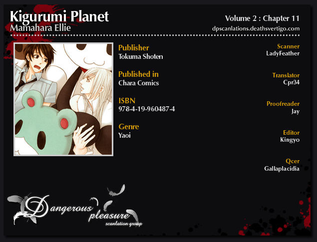 Kigurumi Planet 11 Page 2
