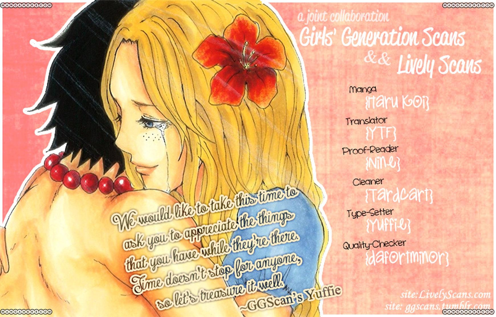 Haru Koi 4 Page 1