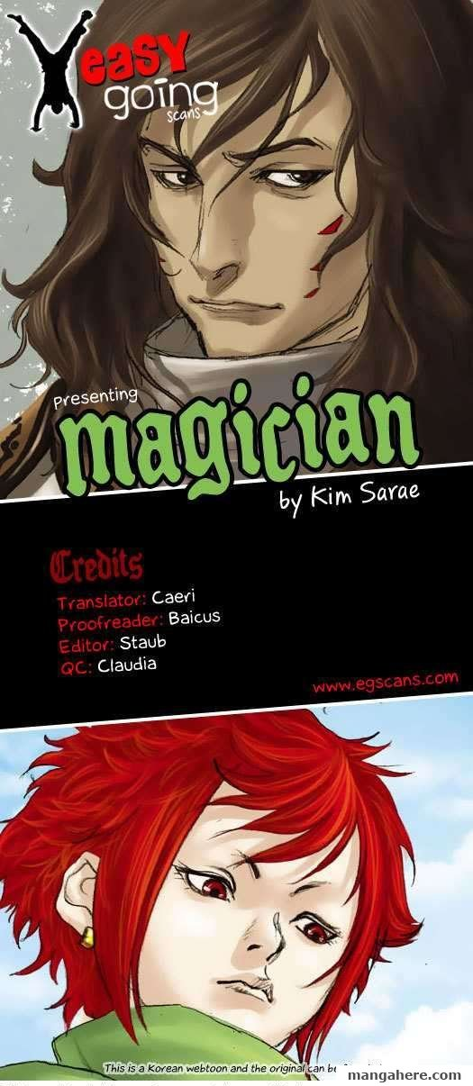 Magician 7 Page 1