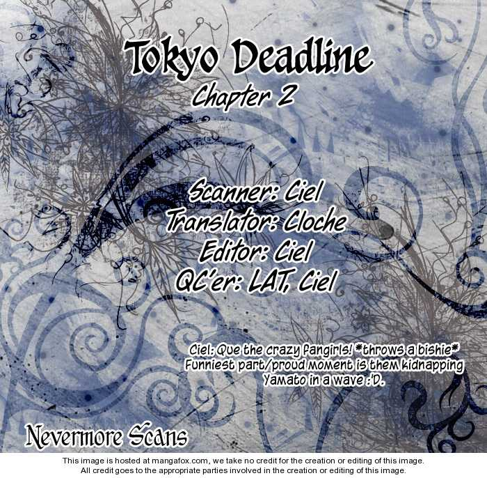 Tokyo Deadline 2 Page 3