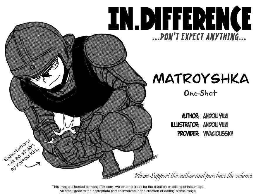 Matryoshka 0 Page 1