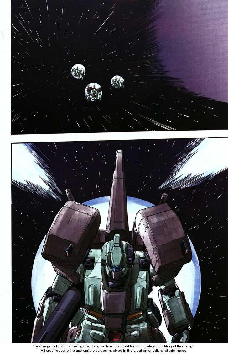 Gundam UC: Bande Dessinee 2 Page 2