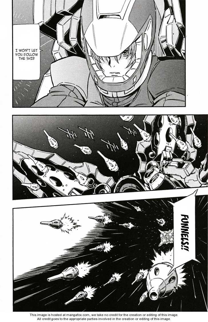 Gundam UC: Bande Dessinee 2 Page 4
