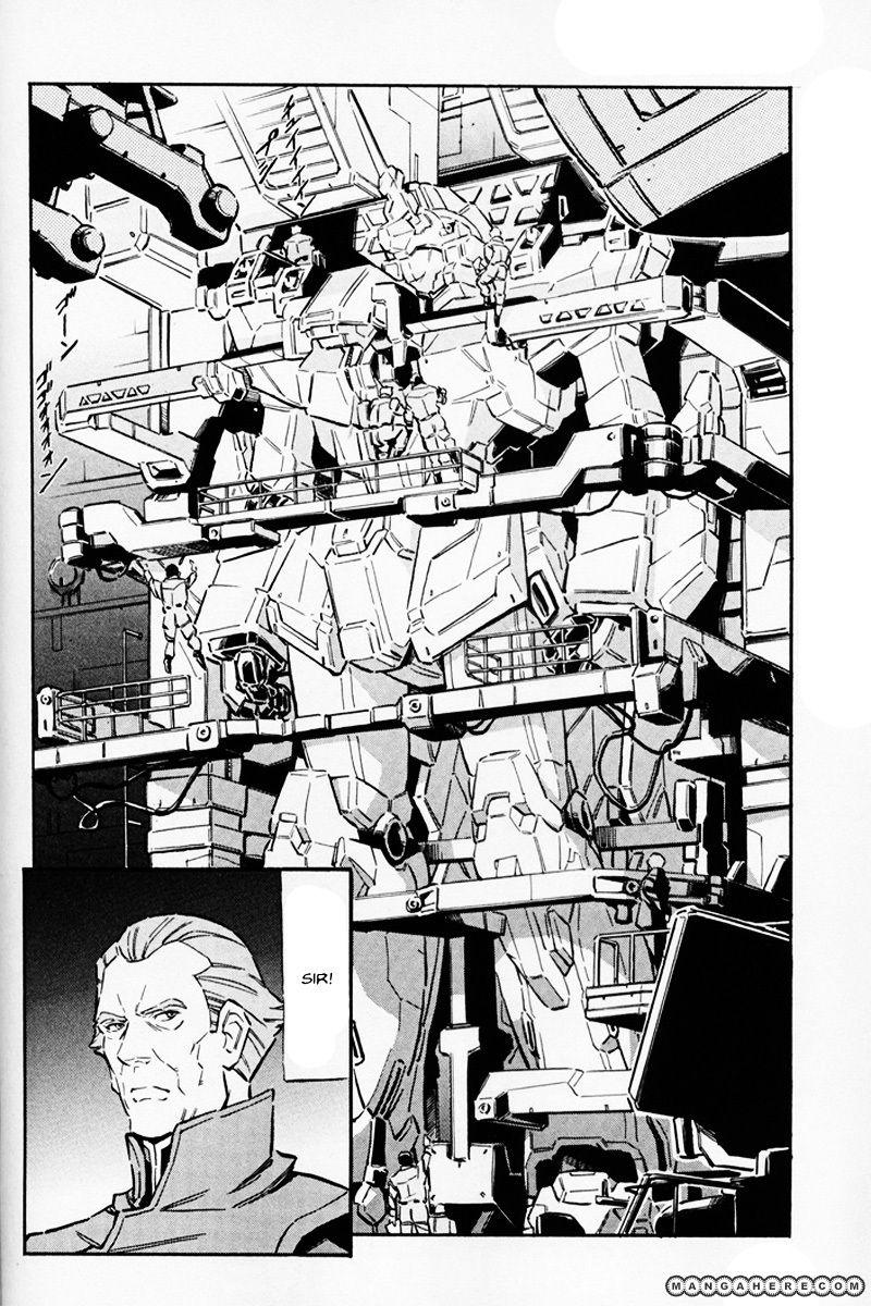 Gundam UC: Bande Dessinee 7 Page 2