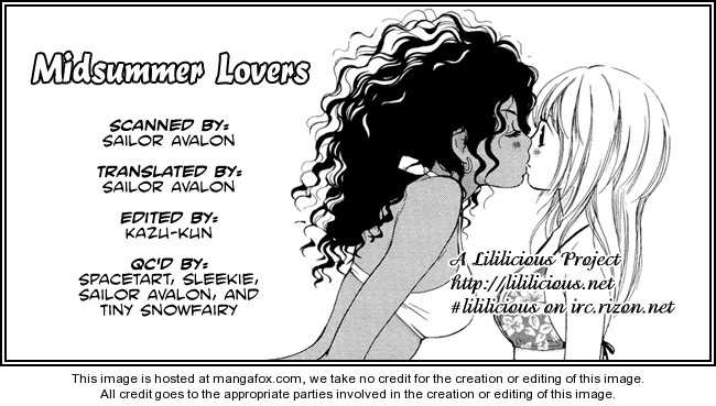 Midsummer Lovers 0 Page 2