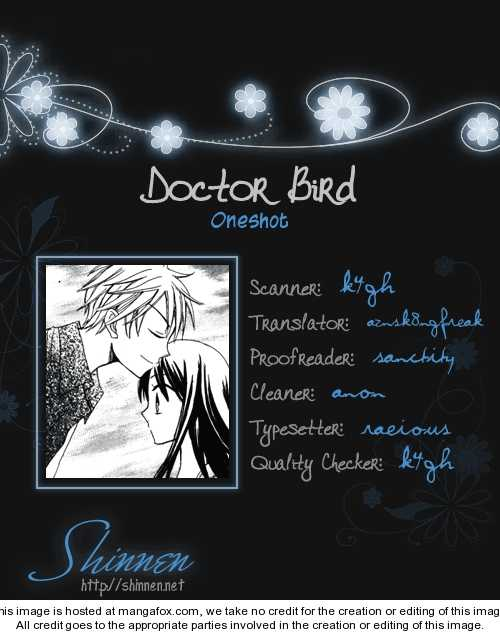 Doctor Bird 0 Page 1