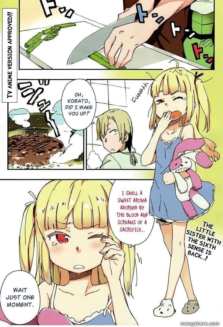 Boku wa Tomodachi ga Sukunai 15 Page 1