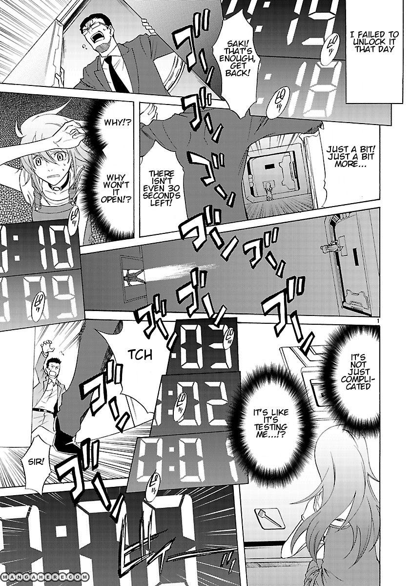 Joshikousei Kagishi Saki 10 Page 2