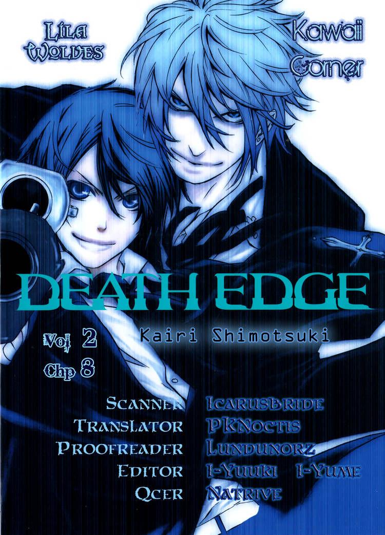 Death Edge 8 Page 1