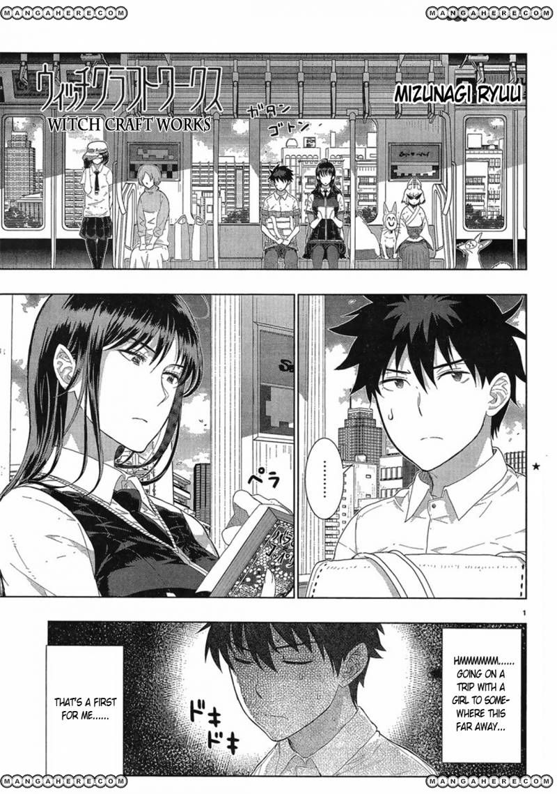 Witch Craft Works 32 Page 1