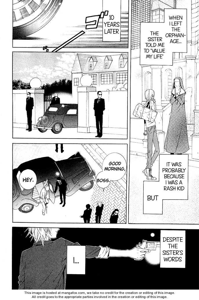 Vampire to Shinigami 1 Page 2