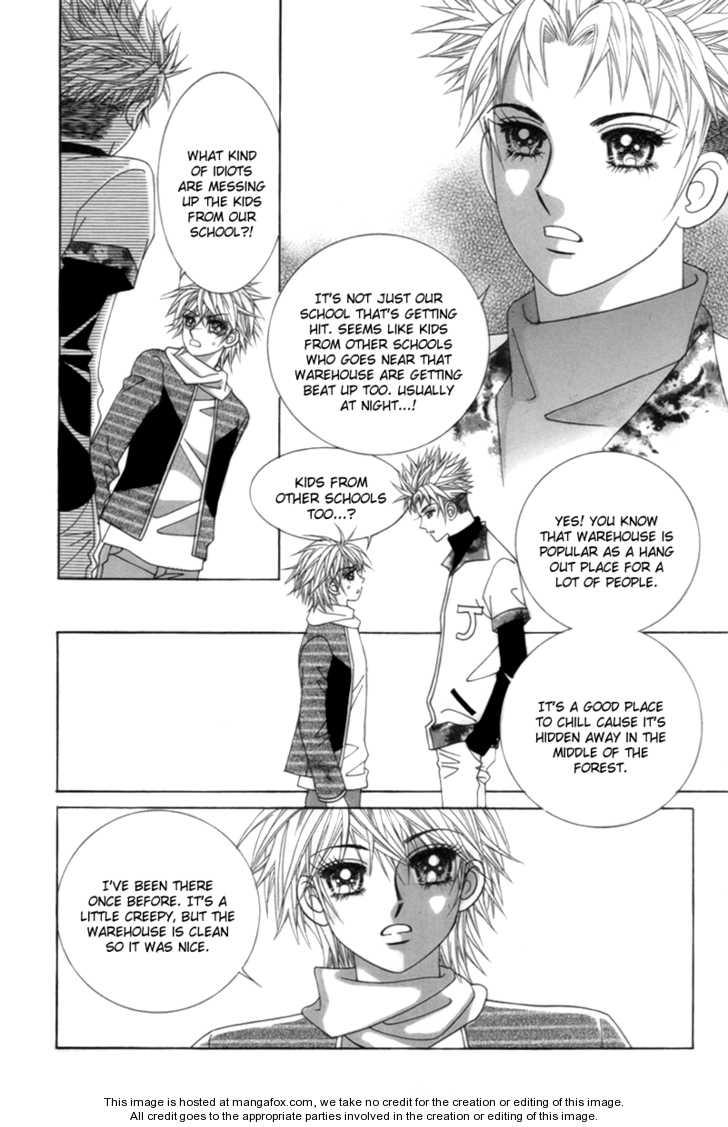 My Boyfriend is a Vampire 2 Page 3