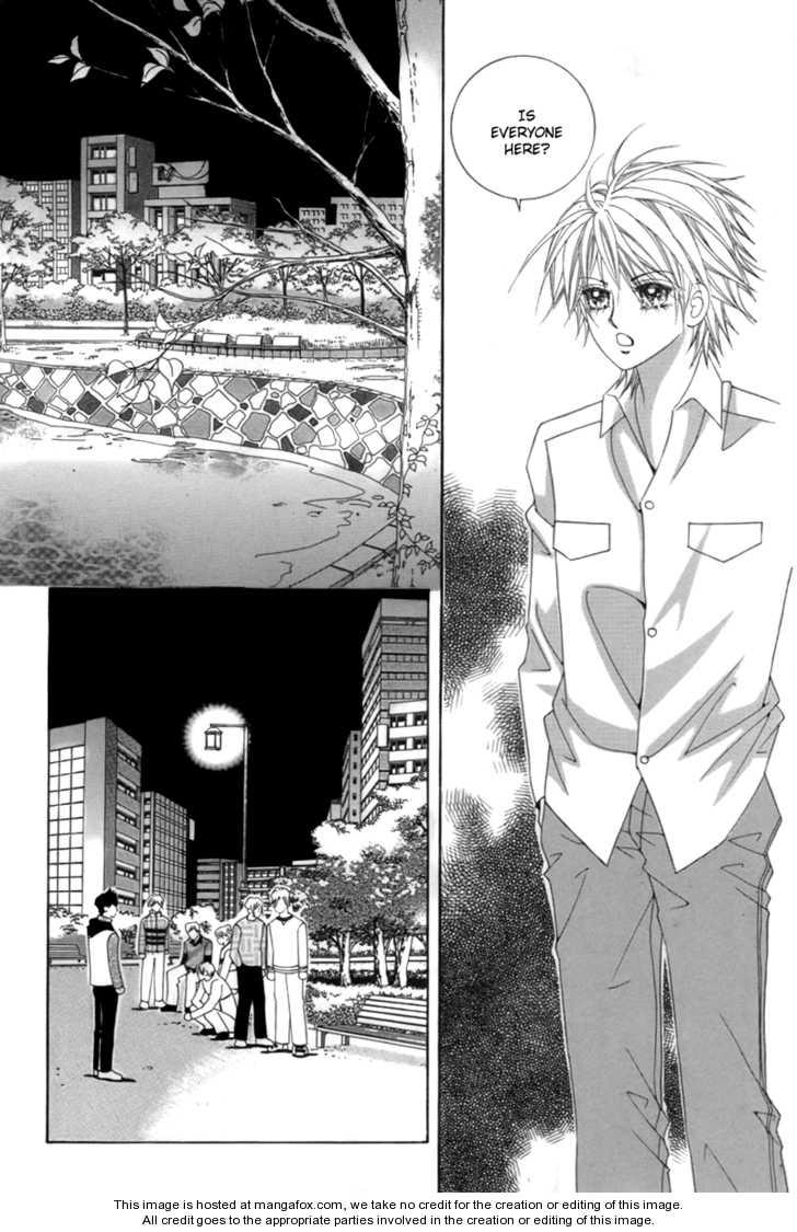 My Boyfriend is a Vampire 4 Page 2