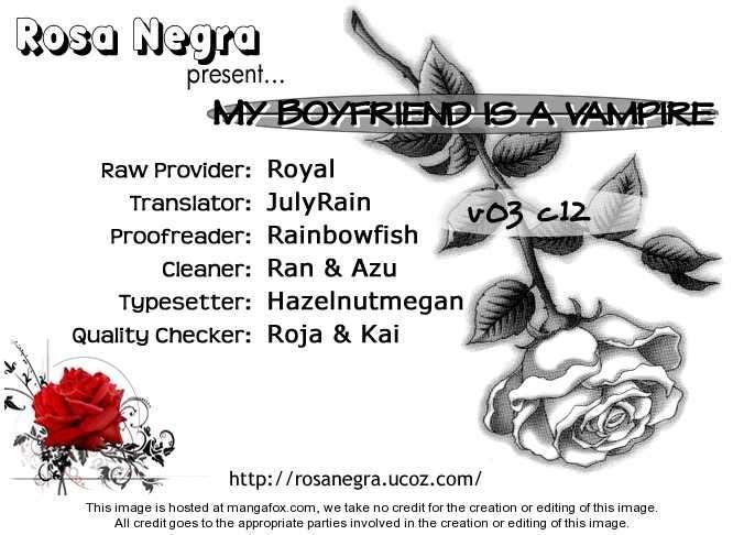 My Boyfriend is a Vampire 12 Page 2