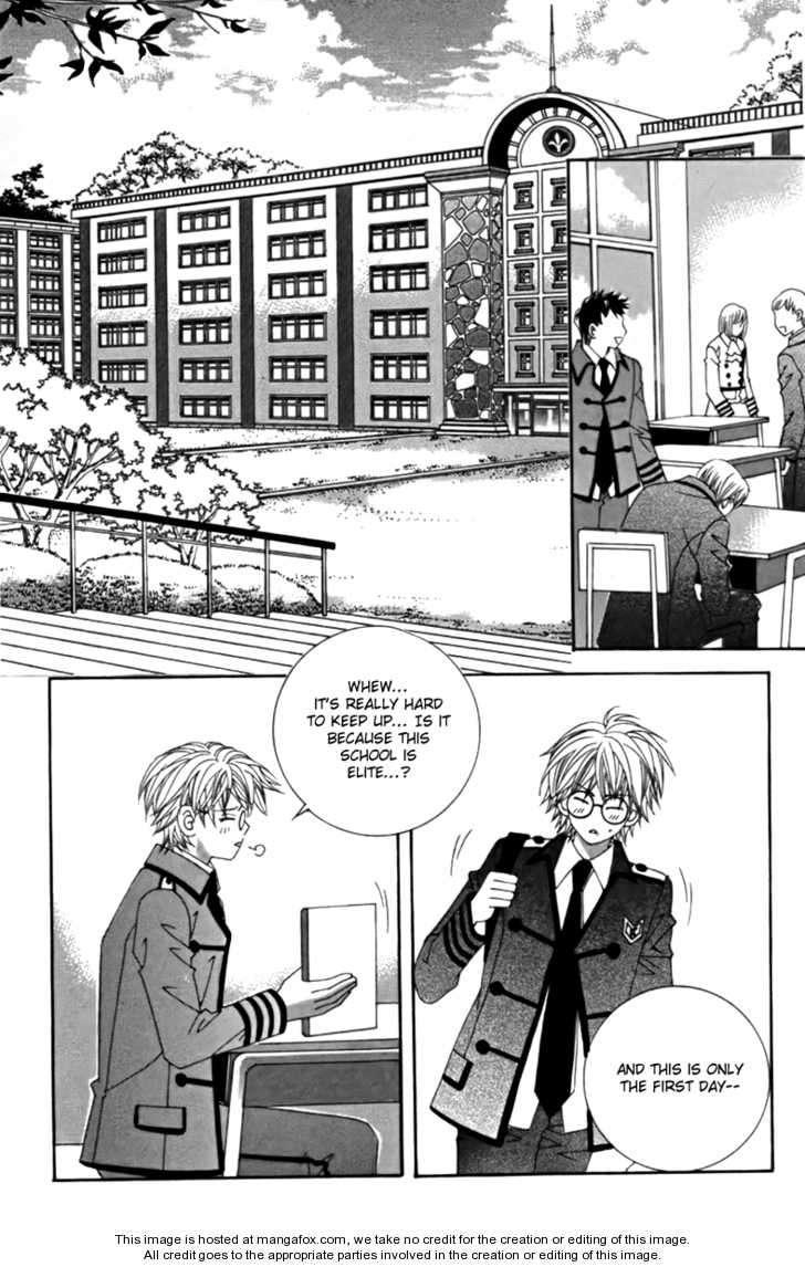 My Boyfriend is a Vampire 12 Page 4